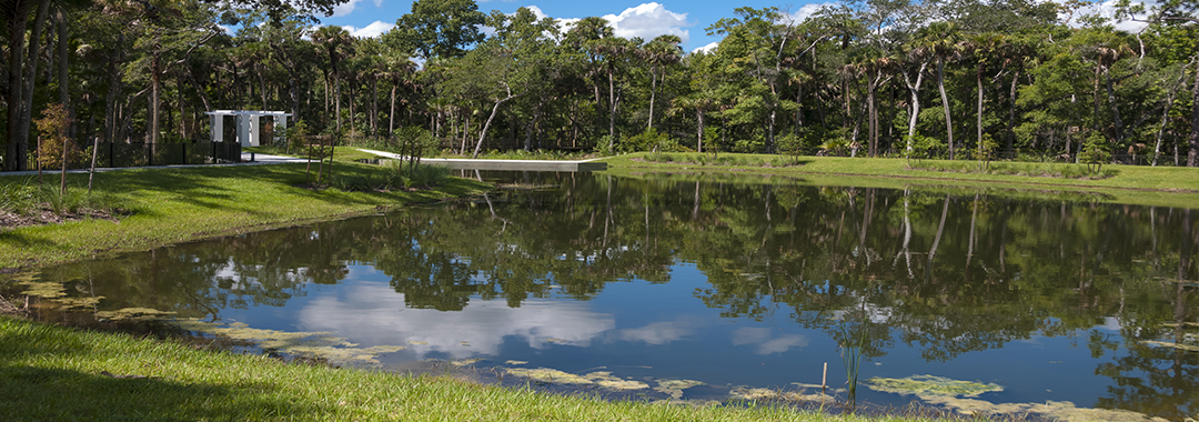 Water Retaining Pond : Differences between detention and retention ponds kci